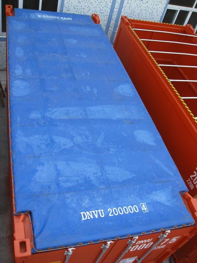 plandeki na kontenery produkcja na wymiar