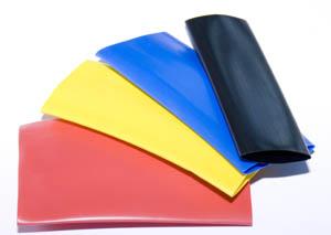 Fartuchy zrzutowe i rękawy zrzutowe z PCV 900 g/m2