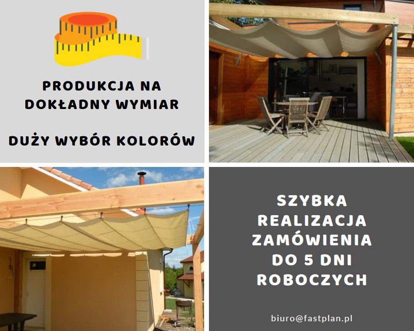 zadaszenie przesuwne do altanki, zadaszenie przesuwne na taras, dach z plandeki, Zadaszenia przesuwne do altany i na taras